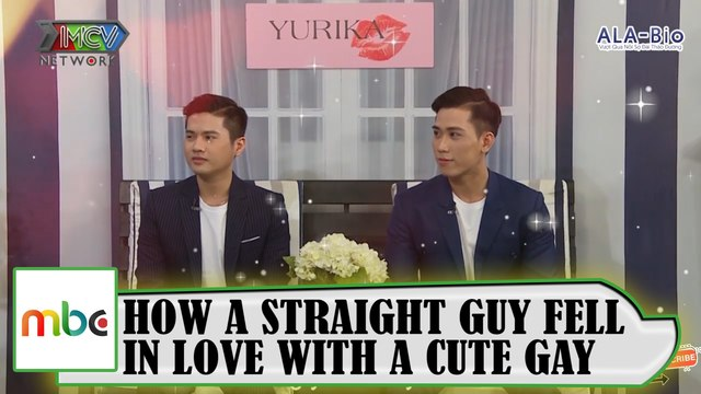 """HOW A """"STRAIGHT GUY"""" FELL IN LOVE WITH CUTE GUY"""