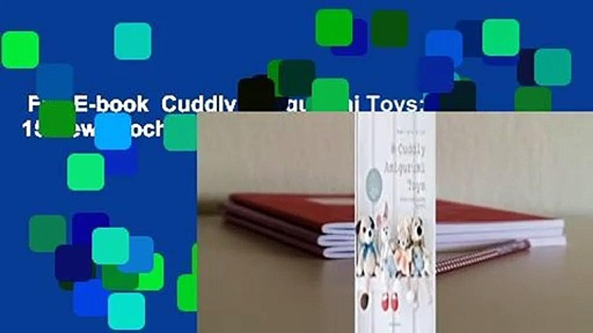 Cuddly Amigurumi Toys: 15 New Crochet Projects by Lilleliis ...   1080x1920