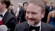 Rian Johnson Talks 'Knives Out' Sequel, Gushes Over 'Parasite' Director Bong Joon Ho   Oscars 2020