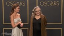 Carol Dysinger and Elena Andreicheva Discuss Best Documentary Short Win For 'Learning to Skateboard in a Warzone (If You're a Girl)' Backstage at Oscars 2020