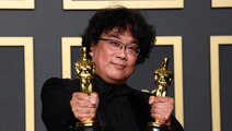 Bong Joon Ho - Full Oscars Backstage Interview