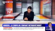 Angers : le corps de l'enfant retrouvé mort - 09/02