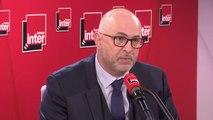 """Laurent Pietraszewski, secrétaire d'État chargé des Retraites, sur  la possibilité d'utiliser l'article 49.3 pour faire passer la réforme des retraites : """"C'est pas le sujet, le 49.3. Avec ça, on ne travaille pas le fond du texte"""""""