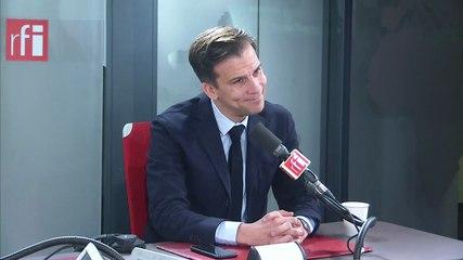 Gaspard Gantzer - L'invité du matin Lundi 10 février