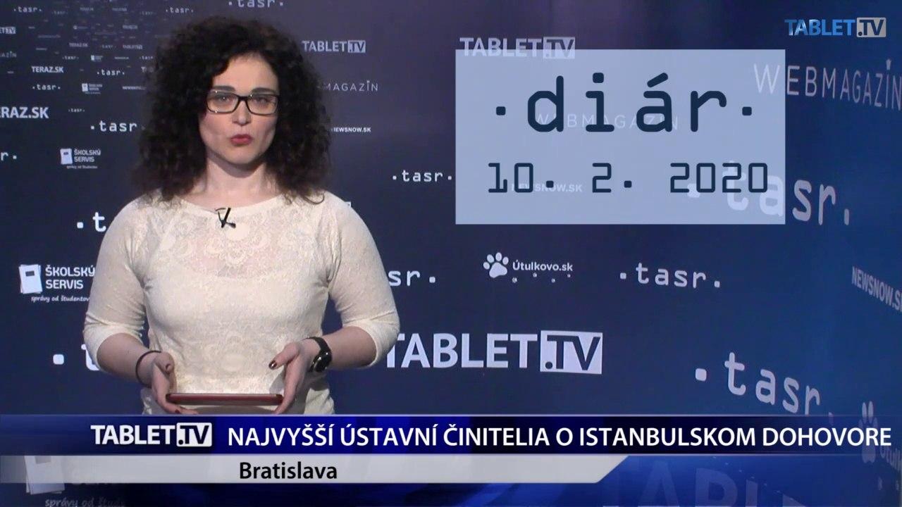 DIÁR: Najvyšší ústavní činitelia o Istanbulskom dohovore
