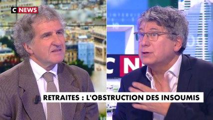 Eric Coquerel - CNews lundi 10 février 2020