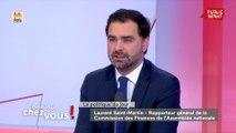 Retraites : un texte inachevé au Parlement, « c'était une demande des partenaires sociaux » justifie Laurent Saint-Martin