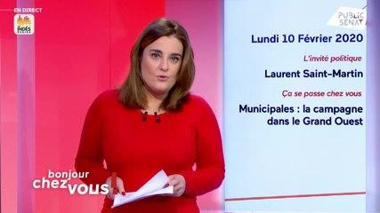Laurent Saint-Martin - Public Sénat lundi 10 février 2020