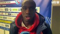 RCSA-SDR (3-0) : la réaction d'Hassane Kamara