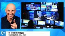 """Bruno Lemaire : """"Edouard rassure-toi je ne veux pas ta place de maire du Havre """" (Canteloup)"""