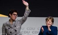 La crisis de Turingia se expande a toda Alemania: Kramp-Karrenbauer rechaza suceder a Merkel como canciller