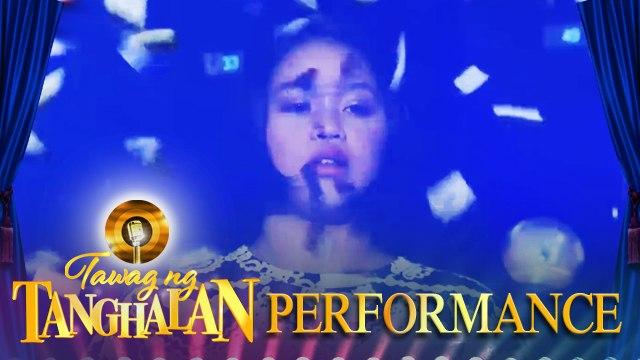 Nikole Kylle Bernido defeats Elson Lecciones Jr. | Tawag ng Tanghalan