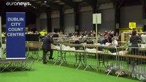 El partido de izquierda Sinn Féin gana las elecciones en Irlanda, según los primeros resultados oficiales