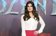 Idina Menzel was nervous for Oscars performance in front of Brad Pitt and Leonardo DiCaprio