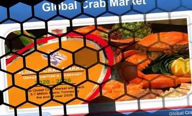 Global Crab Market and Volume Forecast by Type, Export & Import