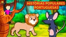 Histórias populares portuguesas - Histórias de crianças portuguesas  Contos de Fadas  Koo Koo TV
