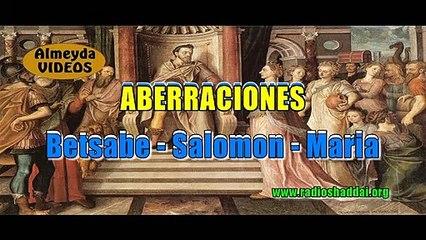 Betsabé Salomón Y María