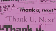 Ariana Grande credits Thank U, Next with 'literally saving her life'