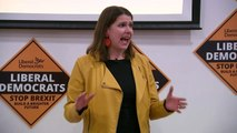 Swinson: I'd be a better PM than either Johnson or Corbyn
