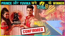 CONFIRMED | Prince Narula & Yuvika Chaudhary WIN Nach Baliye 9 Trophy