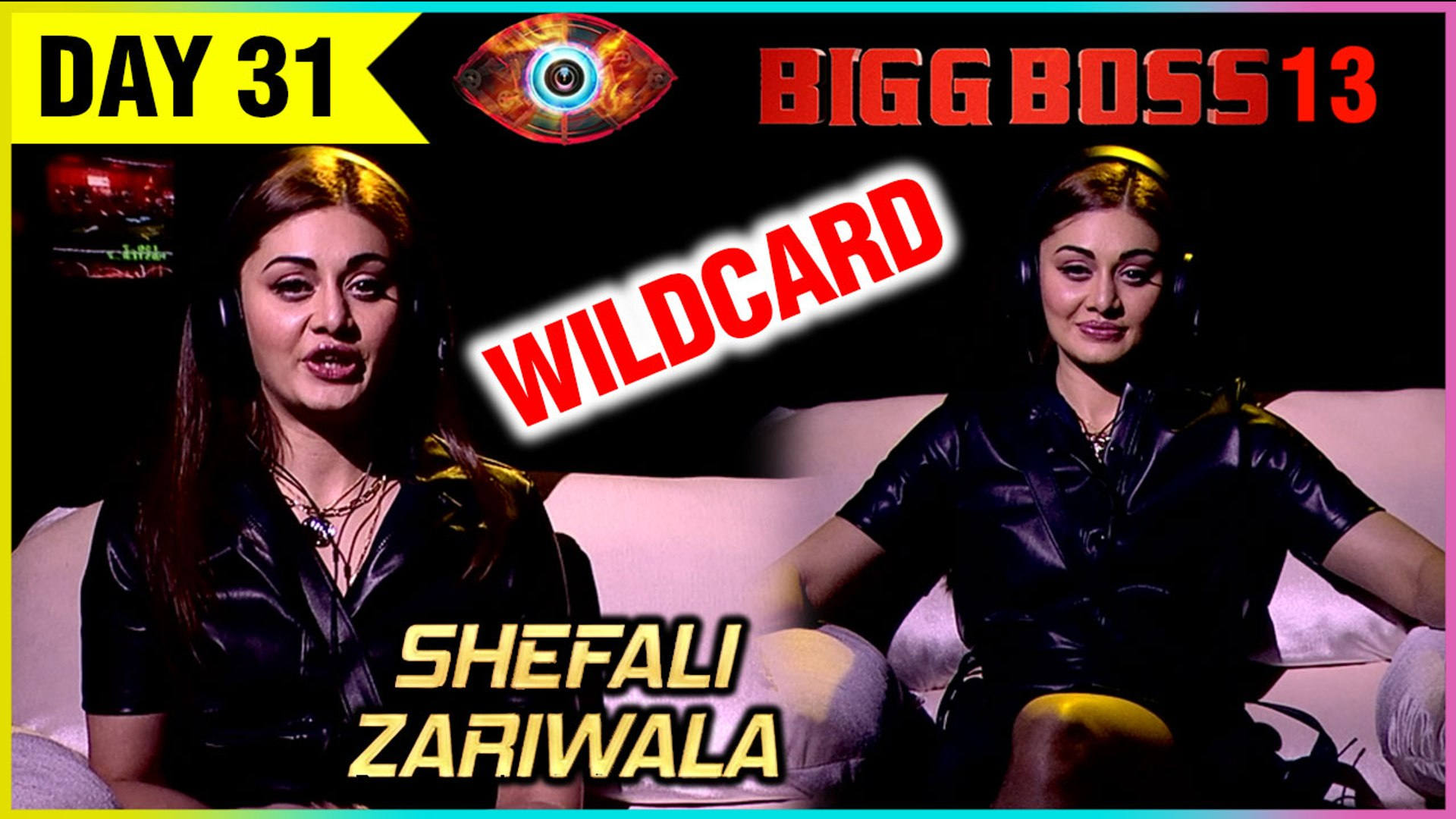 Bigg Boss 13 Wild Card Entry Shefali Zariwala Home Delivery Task For Housemates Episode Update