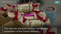 New York bans foie gras on animal cruelty grounds