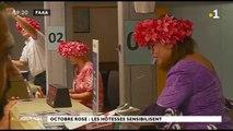 Octobre rose : Air France solidaire annonce la couleur