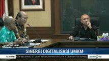 Menkop dan UKM Gandeng Gojek Bangun Ekosistem Digital UMKM Indonesia
