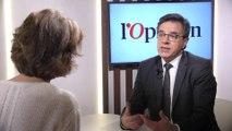 «Depuis Chirac, il y a une désillusion des agriculteurs», déplore Frédéric Descrozaille