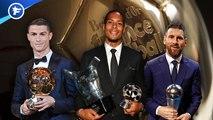 Les médias catalans fixent leurs trois favoris pour le Ballon d'Or, le sauveur Cristiano Ronaldo fait les gros titres