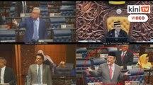 MP Pasir Salak diarah keluar dewan ganggu Khalid Samad