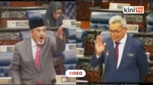Gamat! Redzuan perkecil kelayakan MP Pasir Salak tentang ilmu keusahawanan