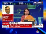 Diwali sales picked up, but later than expected: Kishore Biyani