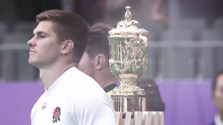 England's road to the final at Rugby World Cup 2019