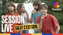 """Salut C'est Cool reprend """"La Gadoue"""" - Session Live"""