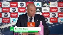 """Zidane : """"Benzema a envie de montrer qu'il est l'un des meilleurs"""""""