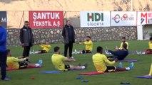 Yeni Malatyasporlu futbolcuların lig yorumu