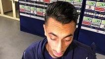 """Monaco-OM : """"L'équipe ne s'est pas créé beaucoup d'occasions"""" (Khaoui)"""