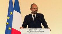 Présentation du plan d'action gouvernemental pour la Seine-Saint-Denis