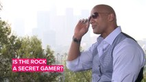 Dwayne Johnson is hooked on these video games
