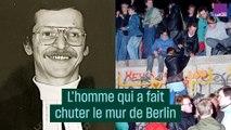 L'homme qui a fait chuter le mur de Berlin #CulturePrime