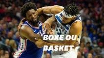NBA: Une bagarre éclate entre Joel Embiid et Karl-Anthony Towns