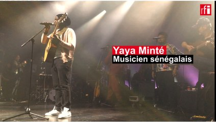 Yaya Minté au MaMA Festival