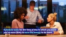 6 Tips to End Procrastination