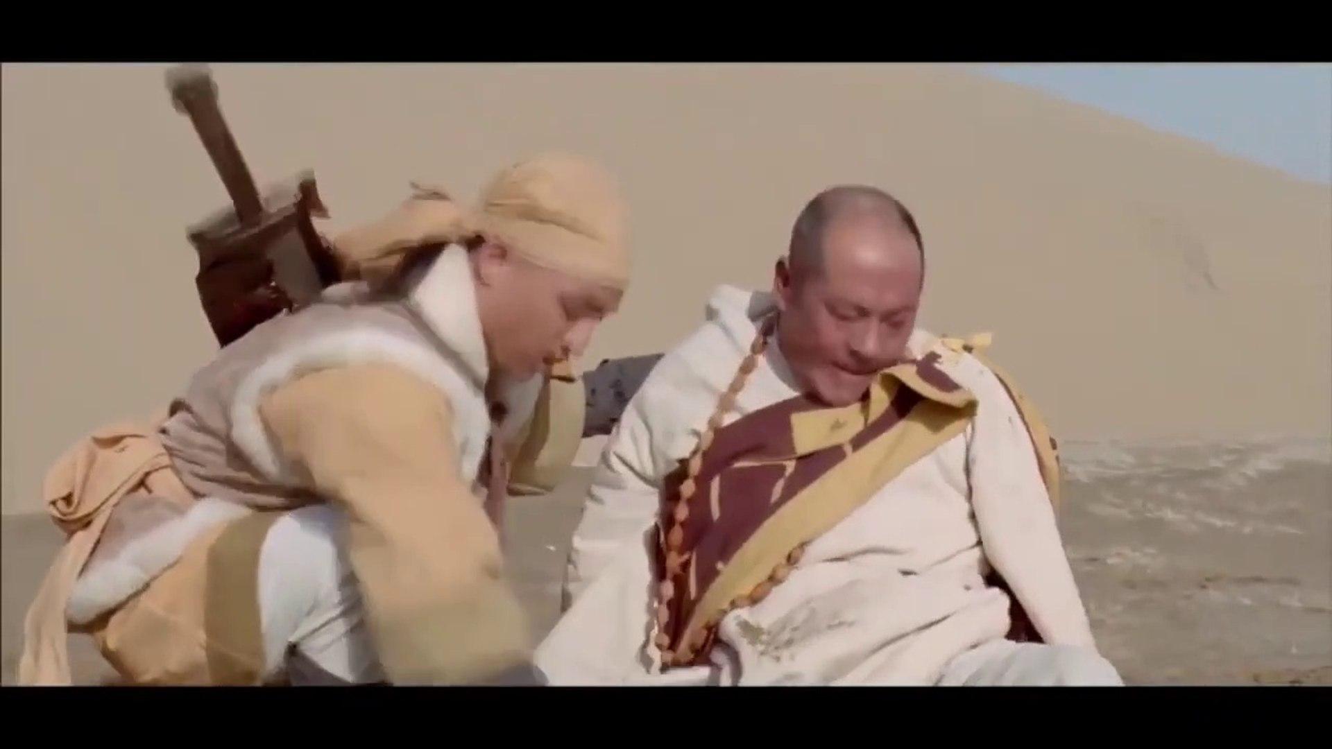 Chinese KongFu Martial Art Movie. Burning Paradise. Movie clip. Movie scene.