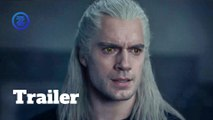 The Witcher Official Trailer (2019) Henry Cavill, Freya Allan Netflix Series