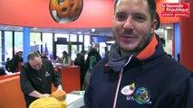 VIDEO. Poitiers : le Futuroscope à l'heure d'Halloween