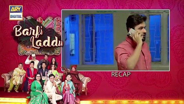Barfi Laddu Ep 23 _ 31st October 2019 _ ARY Digital Drama