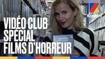 Le Vidéo Club spécial films d'horreur de Julia Ducournau