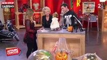 Affaire conclue : Sophie Davant effrayée par une poupée terrifiante (vidéo)